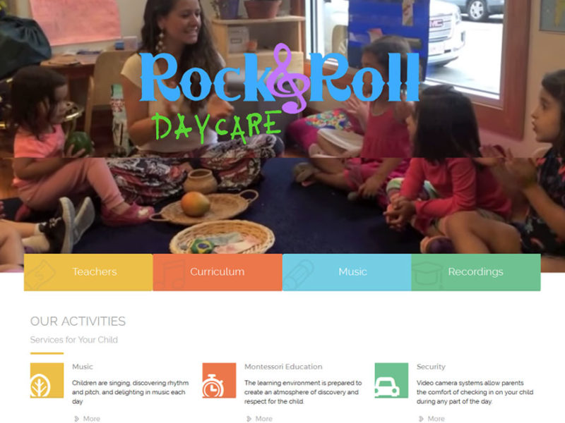 Rock and Roll Day Care